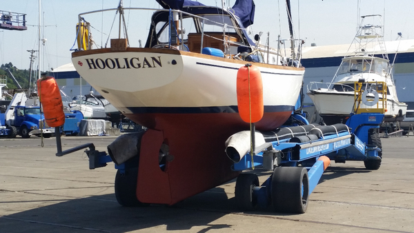 Used Fuji 35 Ketch Sailboat For Sale