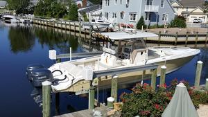 Used Jefferson Marlago FS35 Center Console Fishing Boat For Sale