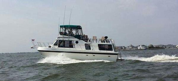 Used Bluewater Yachts 454 Motor Yacht For Sale