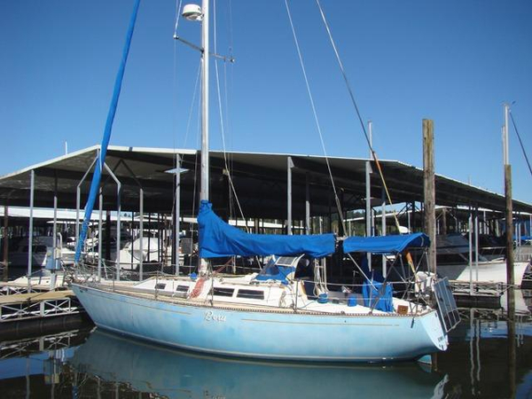 Used Crown 34 Sloop Sailboat For Sale