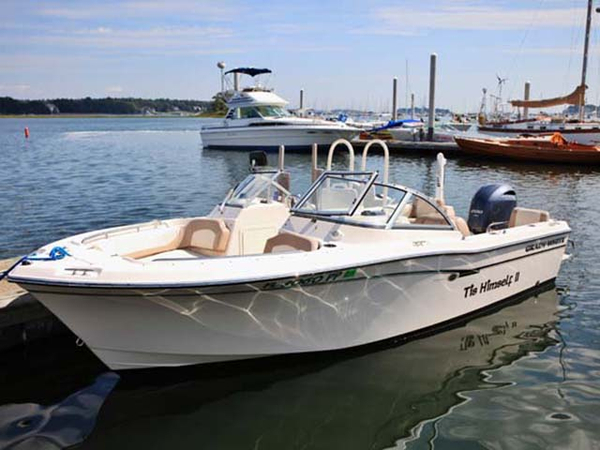 Used Grady White Freedom 205 Cruiser Boat For Sale