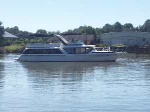 Used Bluewater Coastal Cruiser 55 Cruiser Boat For Sale