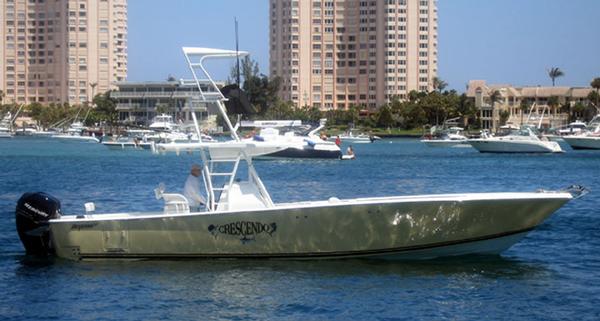 Used Revenge 35 LT Center Console Fishing Boat For Sale