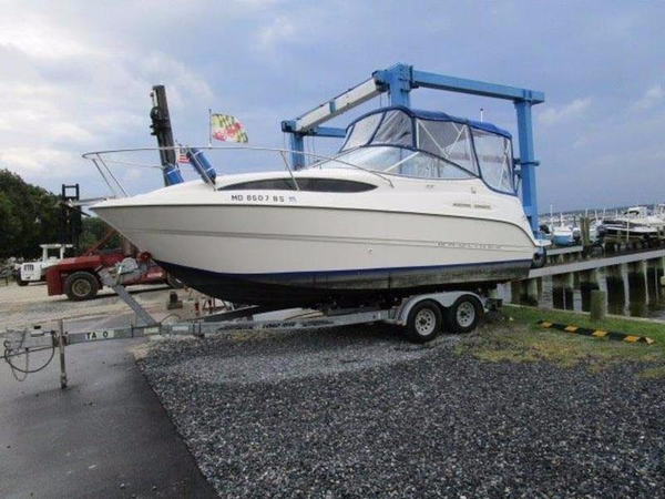 Used Bayliner 245 Cruiser Boat For Sale
