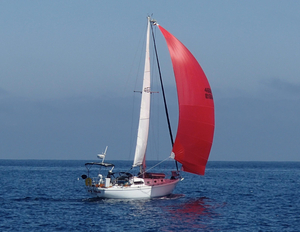 Used Columbia 36 Cruiser Sailboat For Sale