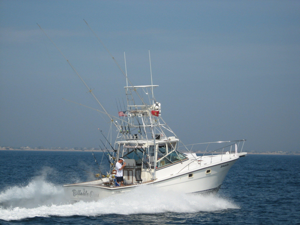Used Topaz 36 Sportfisherman Sports Fishing Boat For Sale