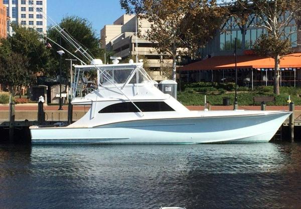 Used Blackwell Custom Carolina Convertible Fishing Boat For Sale