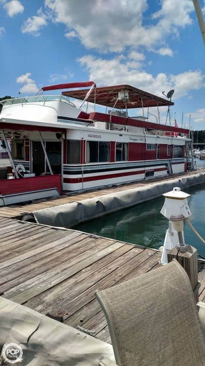 Used Sumerset 64 House Boat For Sale