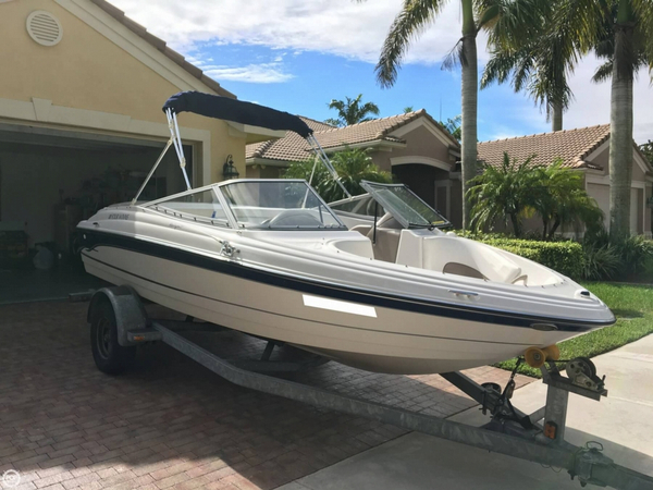 Used Four Winns Horizon 170 Bowrider Boat For Sale