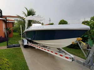 Used Active Marine 27 Center Console Fishing Boat For Sale