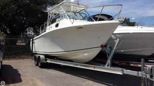 Used Sailfish 2680 WAC Walkaround Fishing Boat For Sale