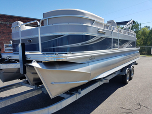 New Qwest Avanti 823 Lanai D/S Bar Pontoon Boat For Sale