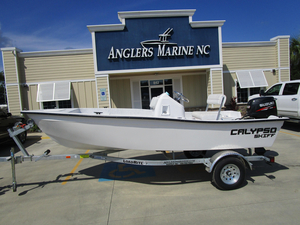 New Calypso Skiff DV160 Center Console Fishing Boat For Sale