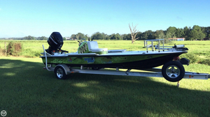 Used Lake & Bay 20 Bass Boat For Sale