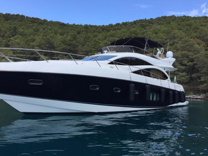 Used Sunseeker Manhattan 70 Motor Yacht For Sale