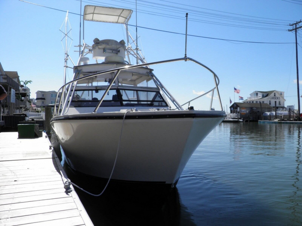 Used Albemarle 27 Express Sports Fishing Boat For Sale