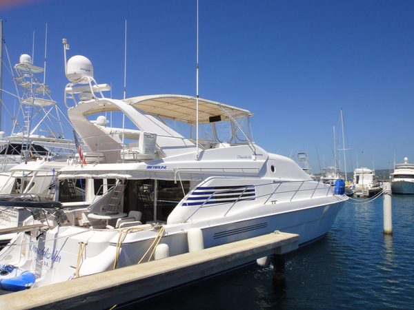 Used Fairline Squadron 63 Motor Yacht For Sale