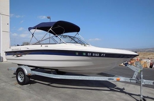 Used Reinell 185 Bowrider Boat For Sale