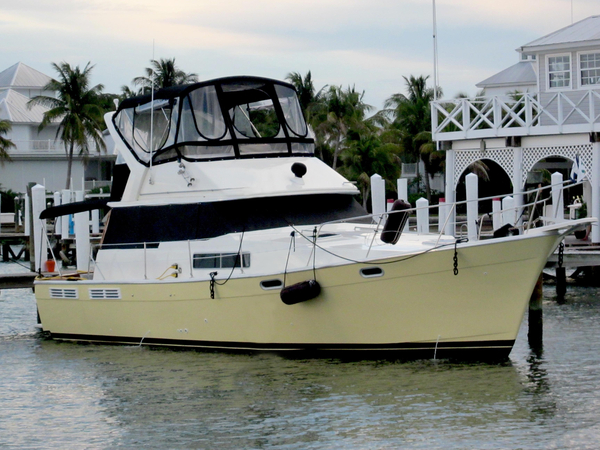 Used Bayliner 3888 Motoryacht Motor Yacht For Sale
