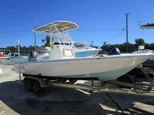 New Nautic Star 227 XTS Center Console Fishing Boat For Sale