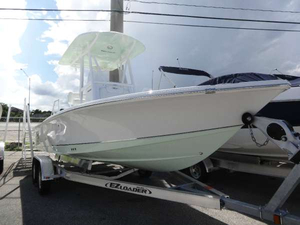 New Sea Hunt BX 22 BR Center Console Fishing Boat For Sale