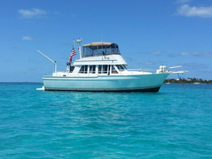 Used Mainship Aft Cabin Trawler Boat For Sale