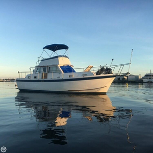Used Gulfstar 36 Cruiser Boat For Sale