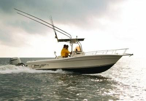 Used Sport-Craft 260 Center Console Saltwater Fishing Boat For Sale