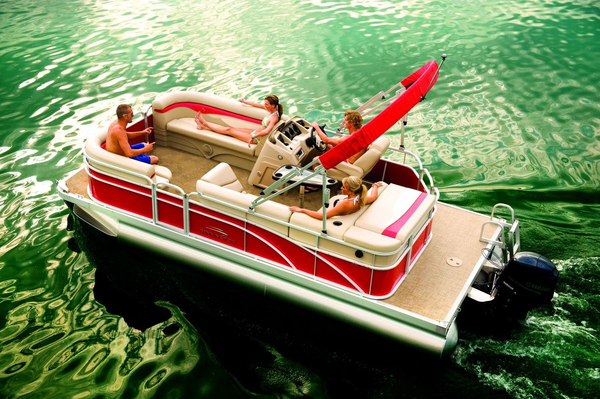 New Bennington Marine 21 SLX Pontoon Boat For Sale