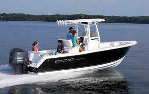 New Sea Hunt Ultra 234 Center Console Fishing Boat For Sale