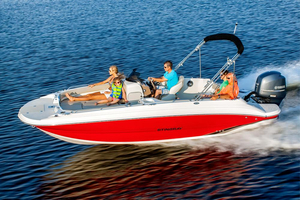 New Stingray Boats 192SC Deck Boat For Sale