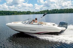 New Stingray Boats 204LR Sport Deck Boat For Sale