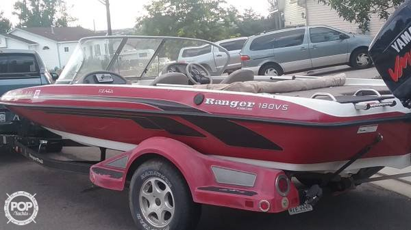 Used Ranger Boats 180VS REATA Bass Boat For Sale