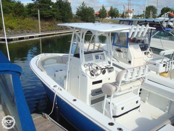 Used Nautic Star 2200 XS Center Console Fishing Boat For Sale