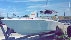 Used Scarab WELLCRAFT Center Console Fishing Boat For Sale