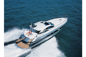 Used Pershing 50 Motor Yacht For Sale