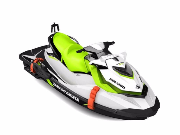 New Sea-Doo GTI SE Rotax 1503 4-TEC Personal Watercraft For Sale