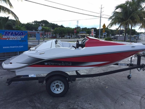 New Scarab 165 H.O. Jet Boat For Sale