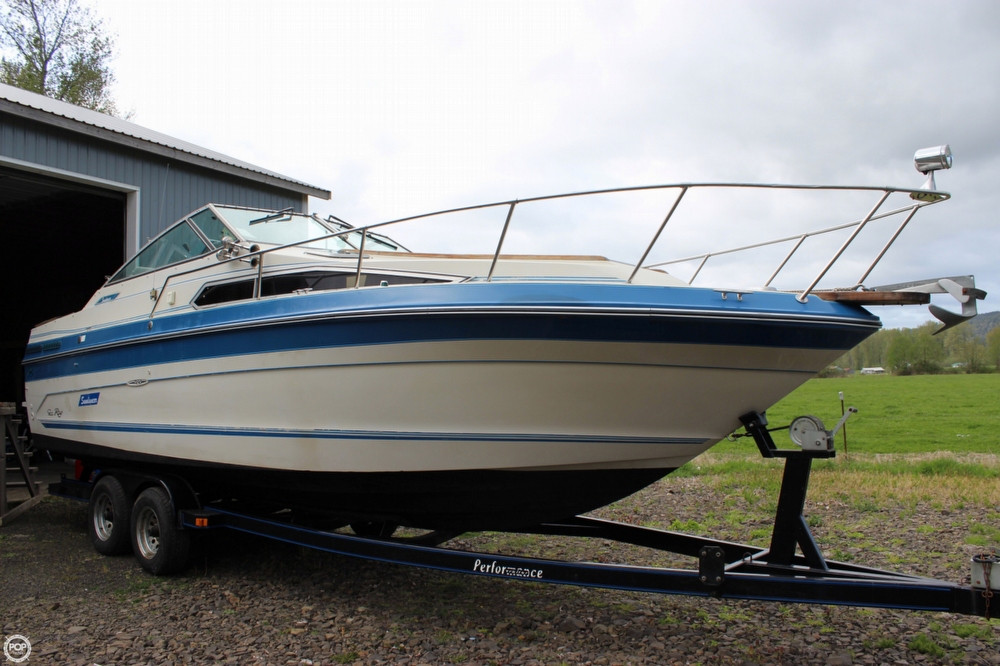 Used Sea Ray Sundancer 26 Express Cruiser Boat For Sale