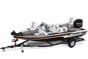 New Nitro Z19 Sport Ski and Fish Boat For Sale