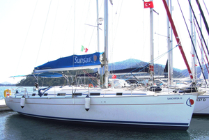Used Beneteau Cyclades 43 Sloop Sailboat For Sale