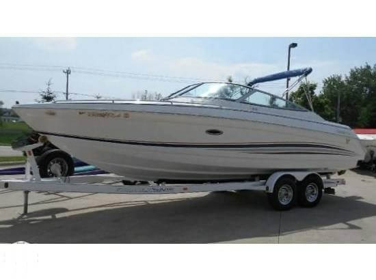 Used Formula 280 BR Bowrider Boat For Sale