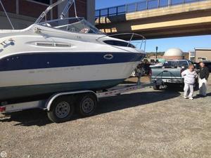 Used Bayliner 245 Express Cruiser Boat For Sale