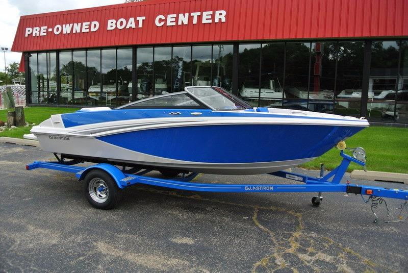 2014 Used Glastron Gt 187 Bowrider Boat For Sale