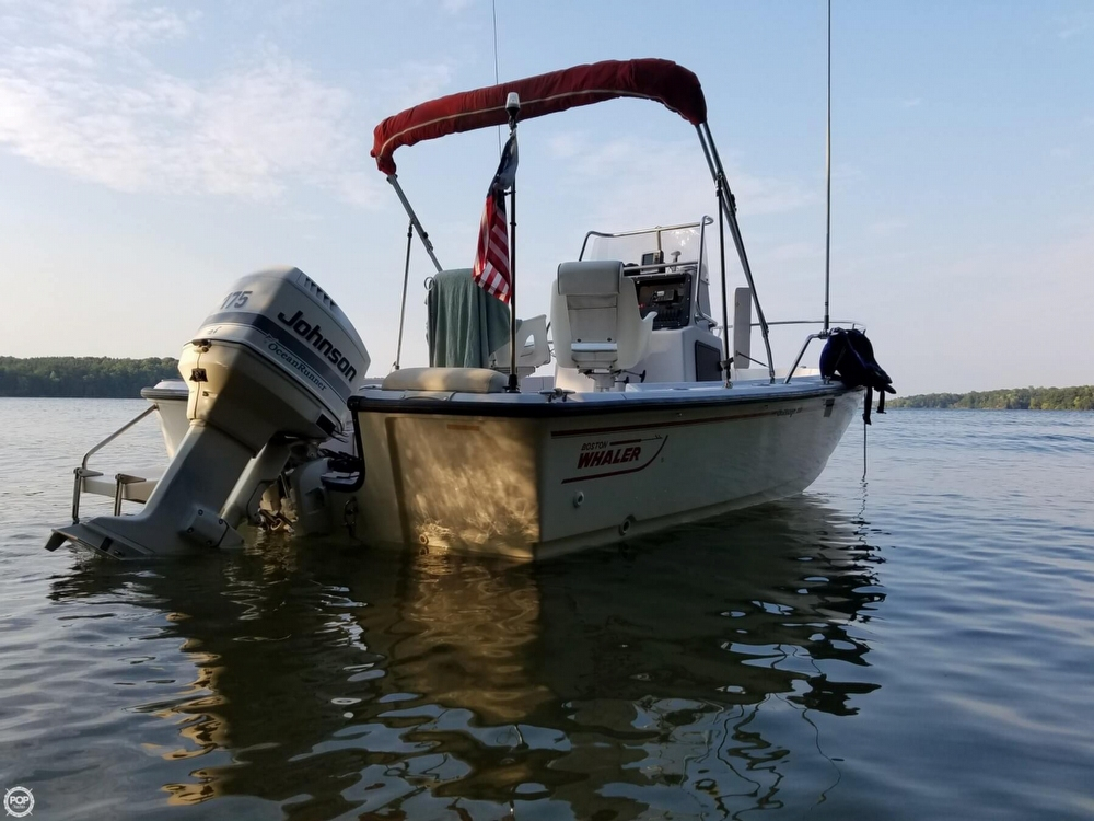 1997 used boston whaler outrage 20 center console fishing for Used fishing boats for sale in eastern nc