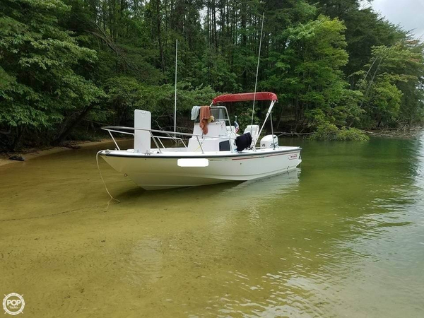 Used Boston Whaler Outrage 20 Center Console Fishing Boat For Sale