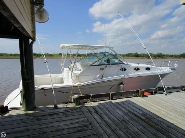 Used Wellcraft 330 Coastal Walkaround Fishing Boat For Sale