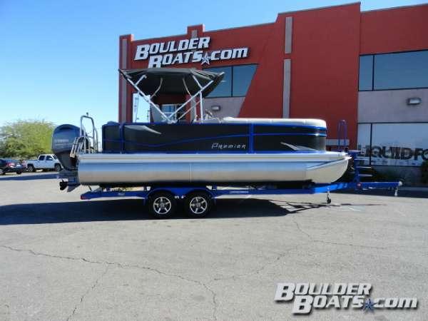 New Premier Boats SunSation 220 Pontoon Boat For Sale