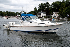 Used Limestone 24 Express Cruiser Express Cruiser Boat For Sale