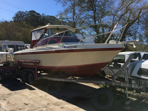 Used Skipjack 25 Sport Cruiser Sports Fishing Boat For Sale